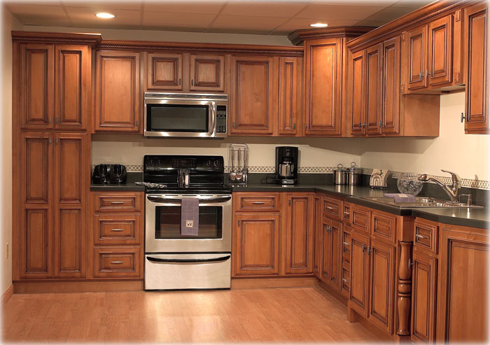 Home Kitchen Cabinets