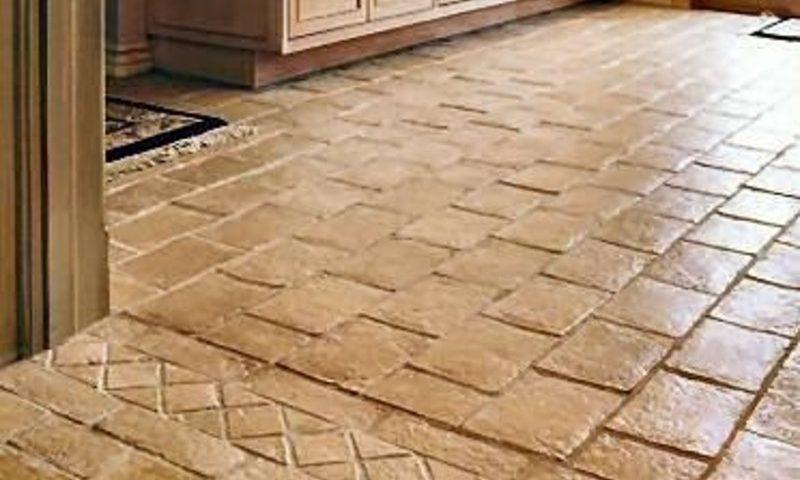 Best Tile For Kitchen Floor 2 Cool Decorating Design