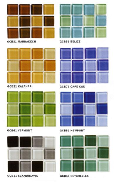 Glass Tile Rigo Tile