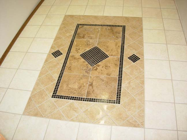 Floor design rigo tile for Floor decoration designs