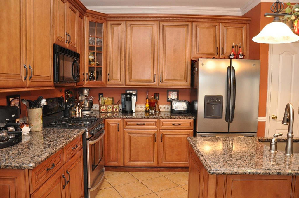 Kitchen Design Ideas With Oak Cabinets images of kitchen cabinets pictures of kitchen cabinets: beautiful