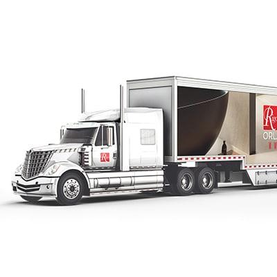 rigo tile truck photo